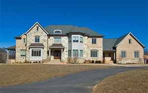 European Traditional, Lot 12 - Worthington Green, Front Elevation