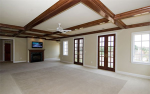 """Pond View"" Lot 24 - Worthington Green, Family Room"