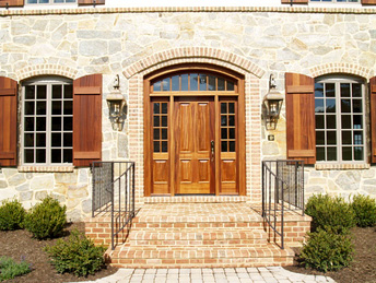 Glamorous French Country Front Door Pictures - Exterior ideas 3D ...